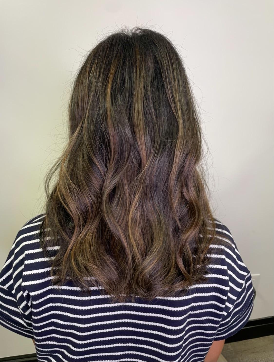 brunette-highlights-salon-nj